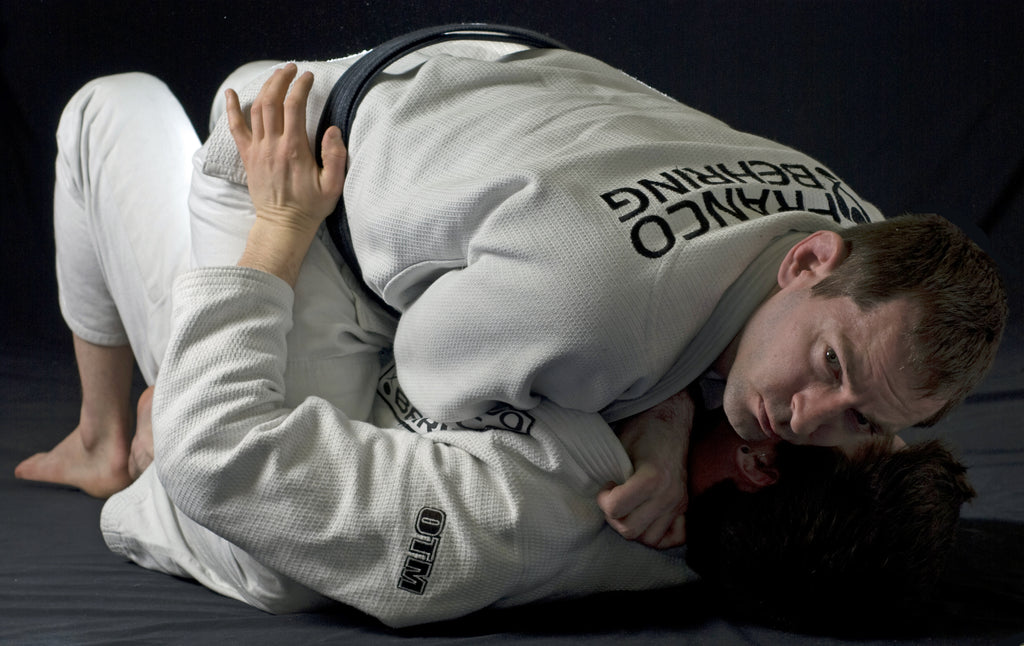 The Cross Choke