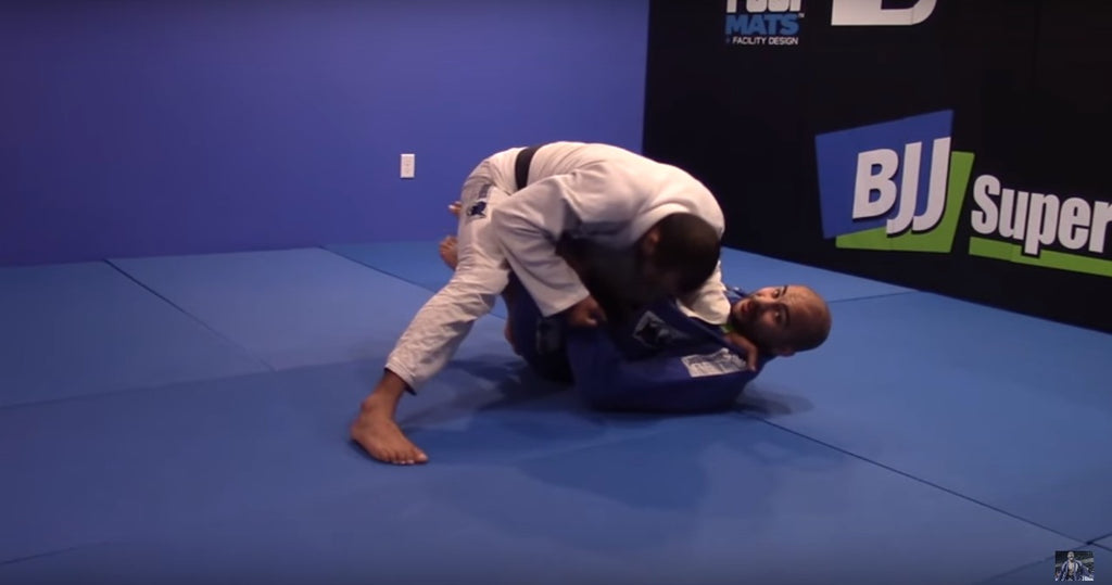 Stop The Knee Cut Pass With This Slick Sweep