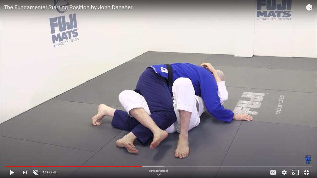 The Fundamental Starting Position by John Danaher