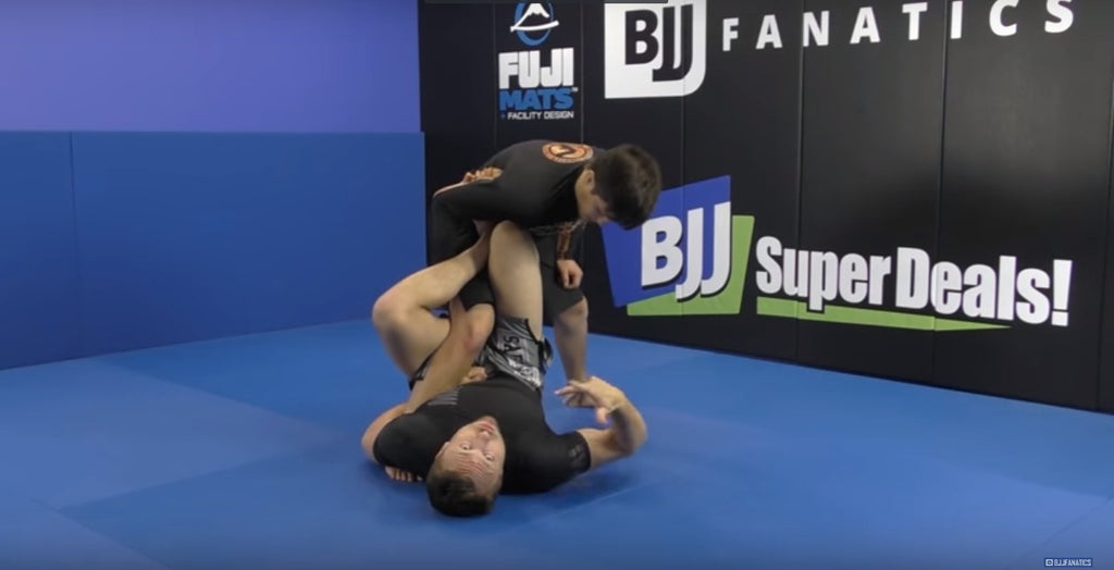 Surprise And Submit Your Opponent With This Single Leg X Entry