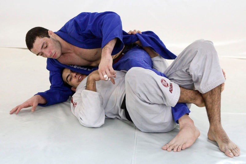 Two Simple and Effective Deep Half Guard Sweeps