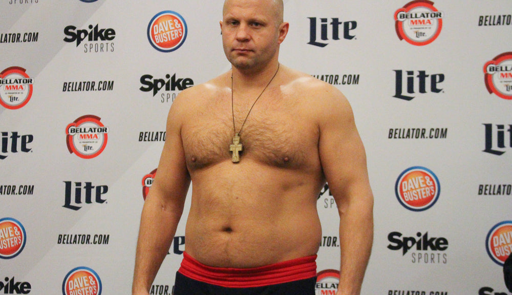 Bellator Heavyweight Grand Prix - Fedor Emelianenko