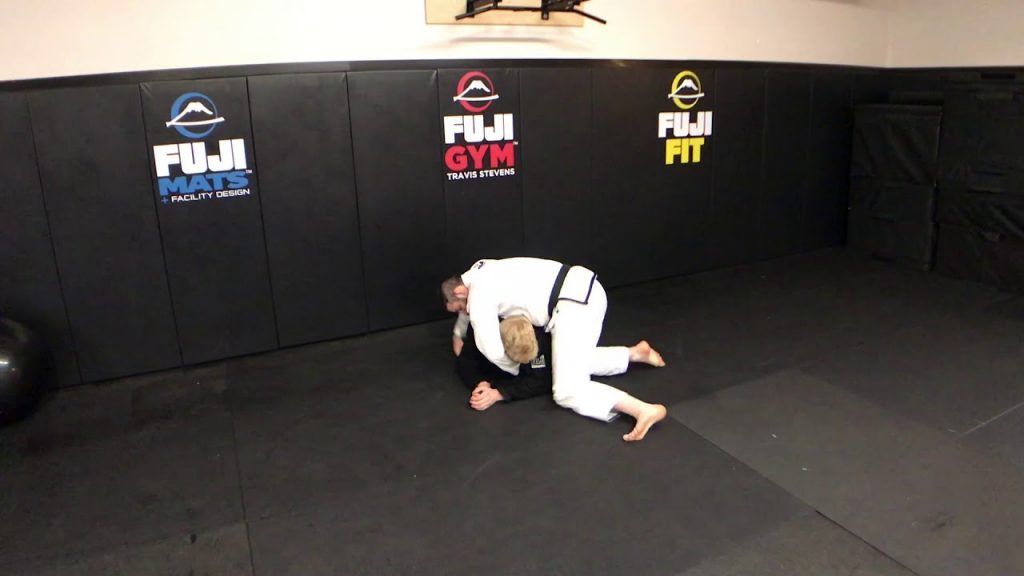 High Percentage Finishes from The Front Head Lock Position with Travis Stevens