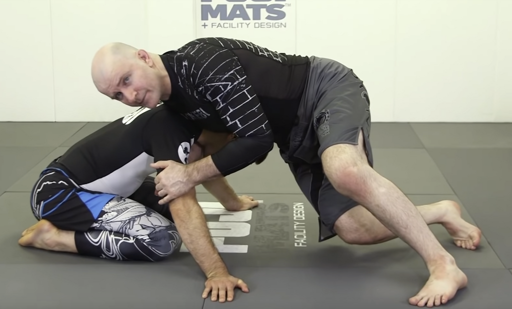 Why You Have To Know The Front Headlock