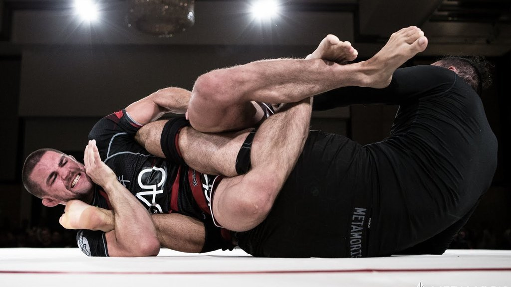 Leg locks – They're here to stay.