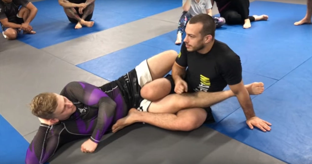 Does Your Leg Lock Game Have These Important Details?