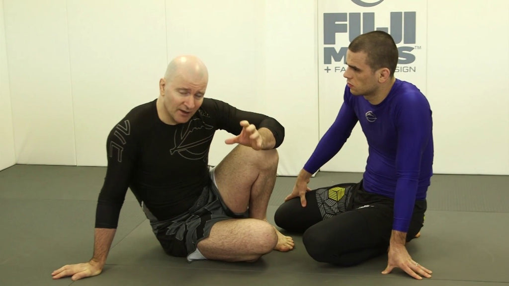 Escaping the Mount with Extreme Efficiency by John Danaher