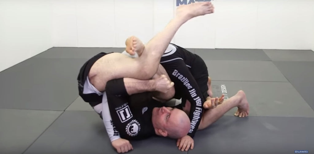 Upgrade Your Triangles From Closed Guard!