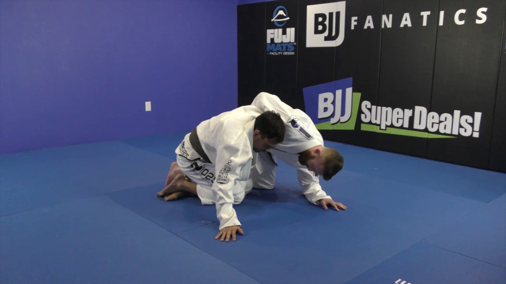 Sharpen This Classic Sweep with Lucas Leite