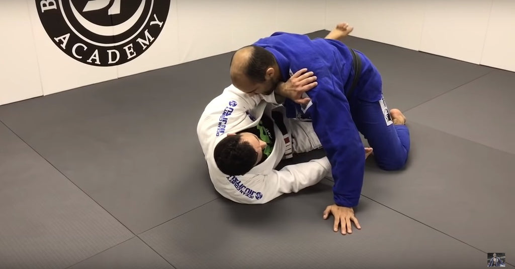 Upgrade Your Half Guard With These Tips From The Great Tom DeBlass!