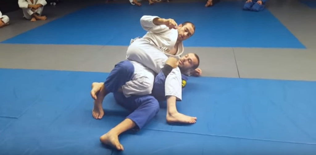 Fine Tune Your Half Guard With This Sweep By Lachlan Giles