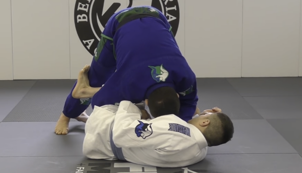 Pass Bernardo Faria's Half Guard With Ease - By The Guy Who Debunked Half Guard