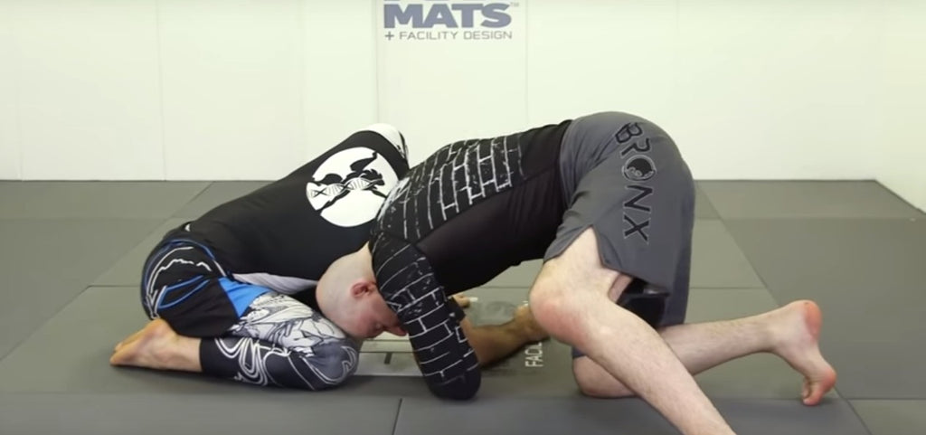 Is Your Headlock Game Missing This Crucial Component?