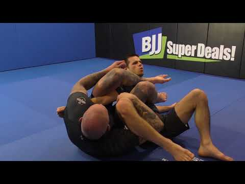 Shoulder Pin Arm Bar From Neil Melanson