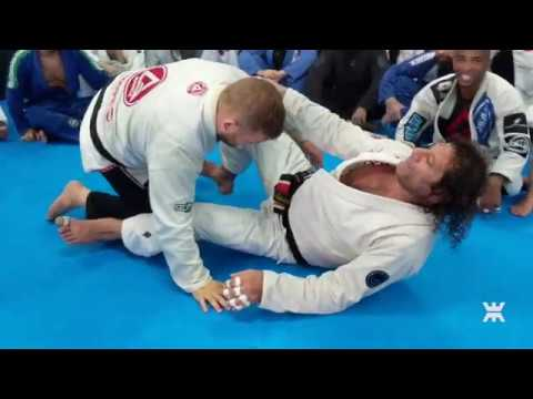 Kurt Osiander Armbar from Closed Guard