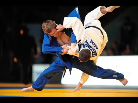 No Gi Judo Throws