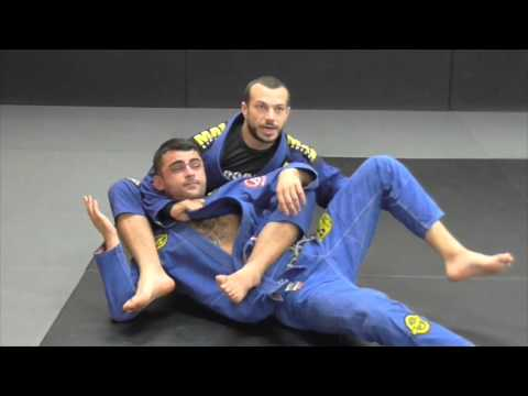 Attack the Bow and Arrow Choke and Escape the Back with Lachlan Giles!