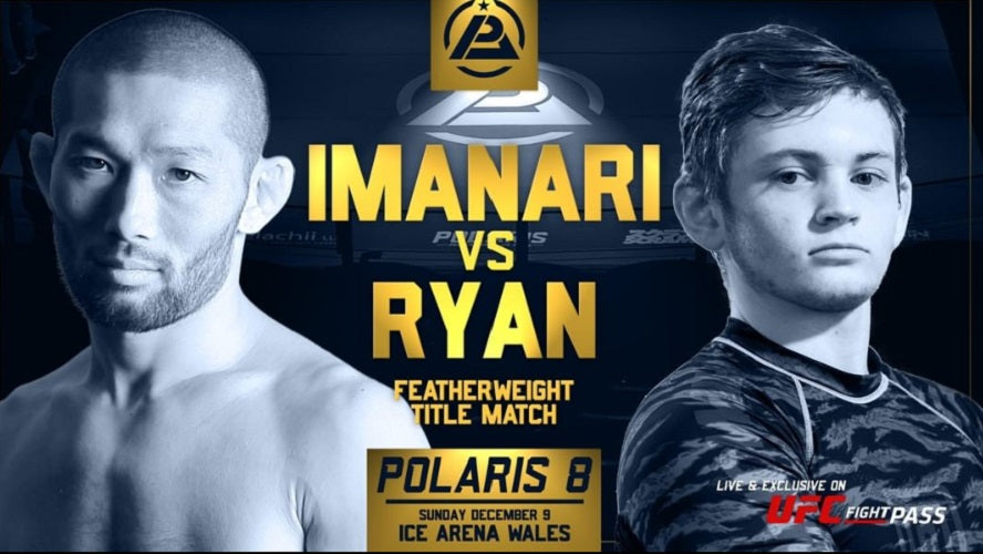 Nicky Ryan vs. Masakazu Imanari