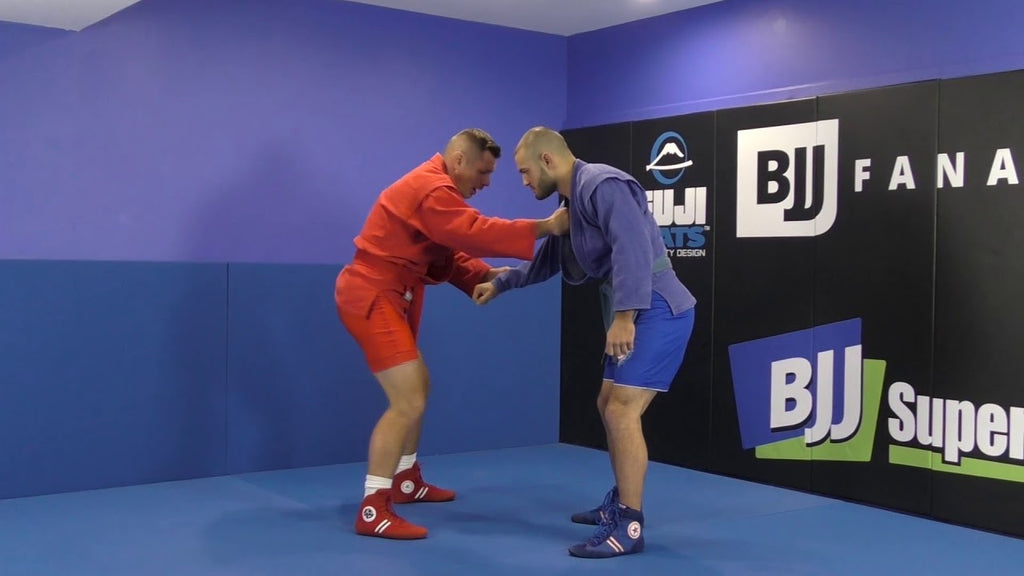 Hybrid Takedown with Vlad Koulikov