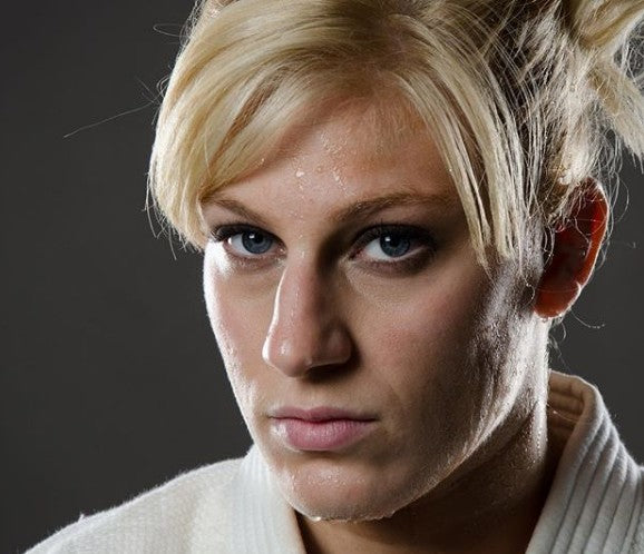 Kayla Harrison Is Returning to the Cage New Year's Eve