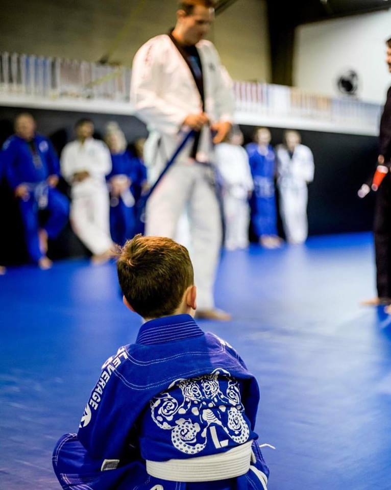 Benefits of Teaching Children BJJ