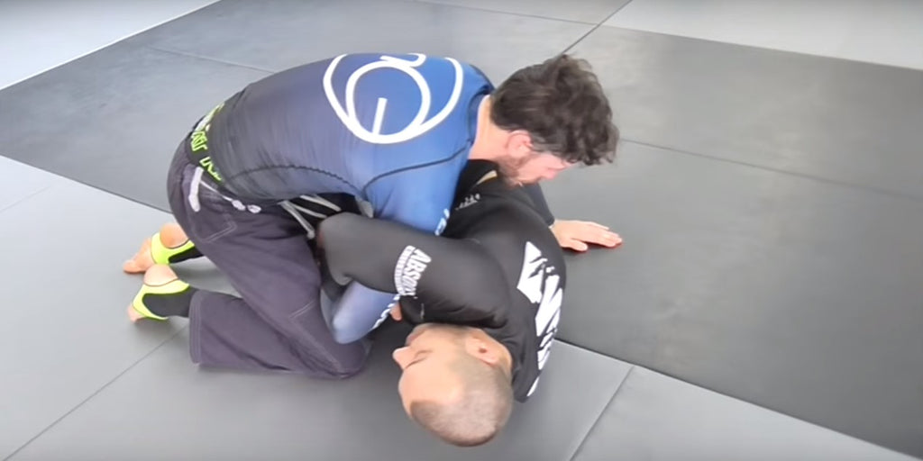 Upgrade Your Kimura Game With These Important Details From Lachlan Giles!