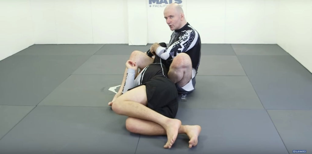 How Is Your Kimura To Arm Bar Transitions?