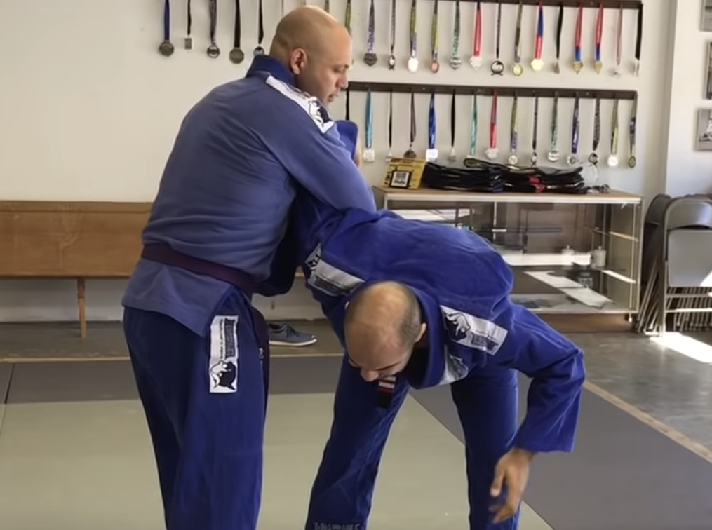How To Use The Kimura For Police Officers & Self-Defense