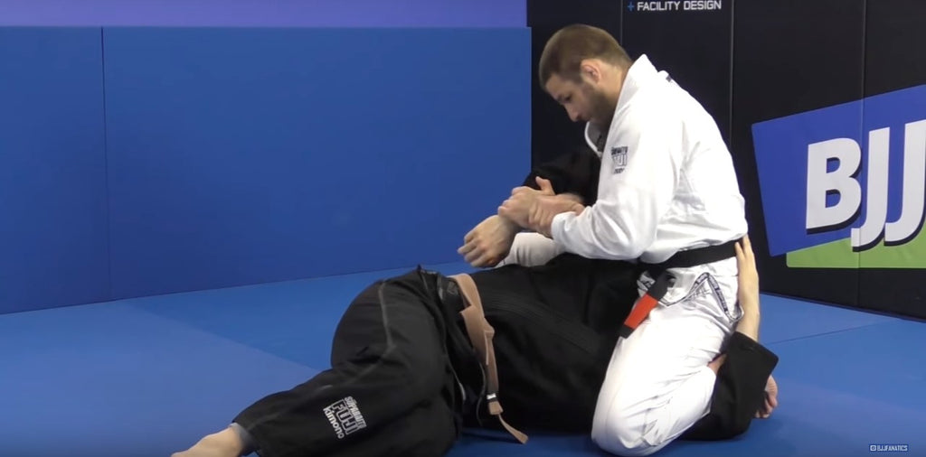 Upgrade Your Kimura With These Details From Travis Stevens!