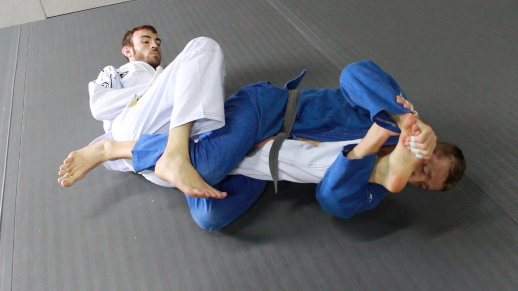 Three Devastating Leg Locks in the Gi