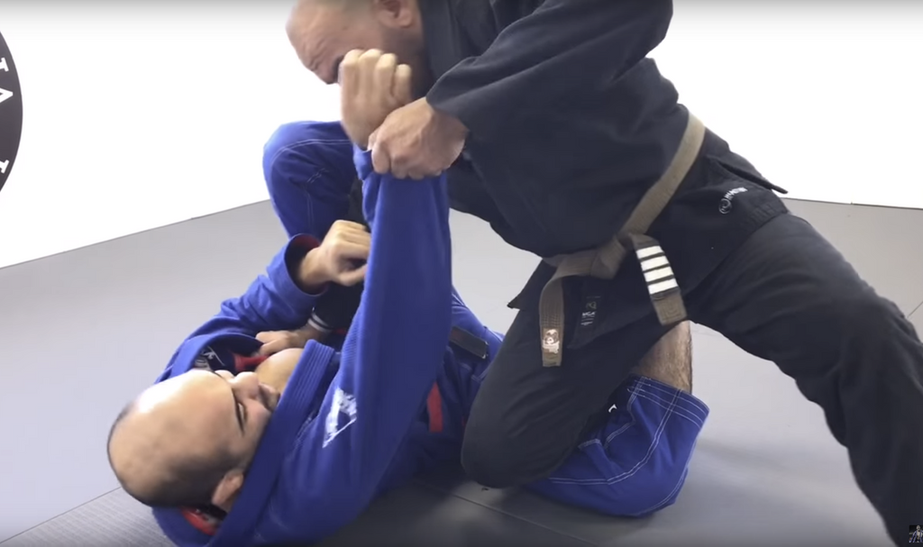 Slice Through The Butterfly Guard With Ease