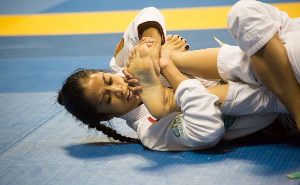 Toe Holds and Wrist Locks, Sneaky and Effective