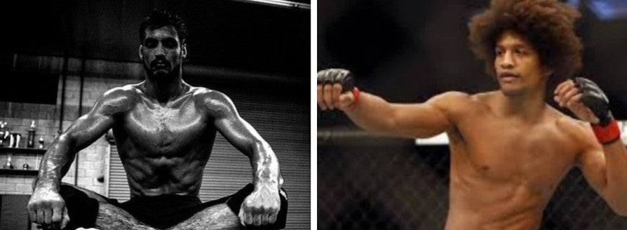 BREAKING: Kron Gracie Pitted Against Alex Caceres For First UFC Fight!