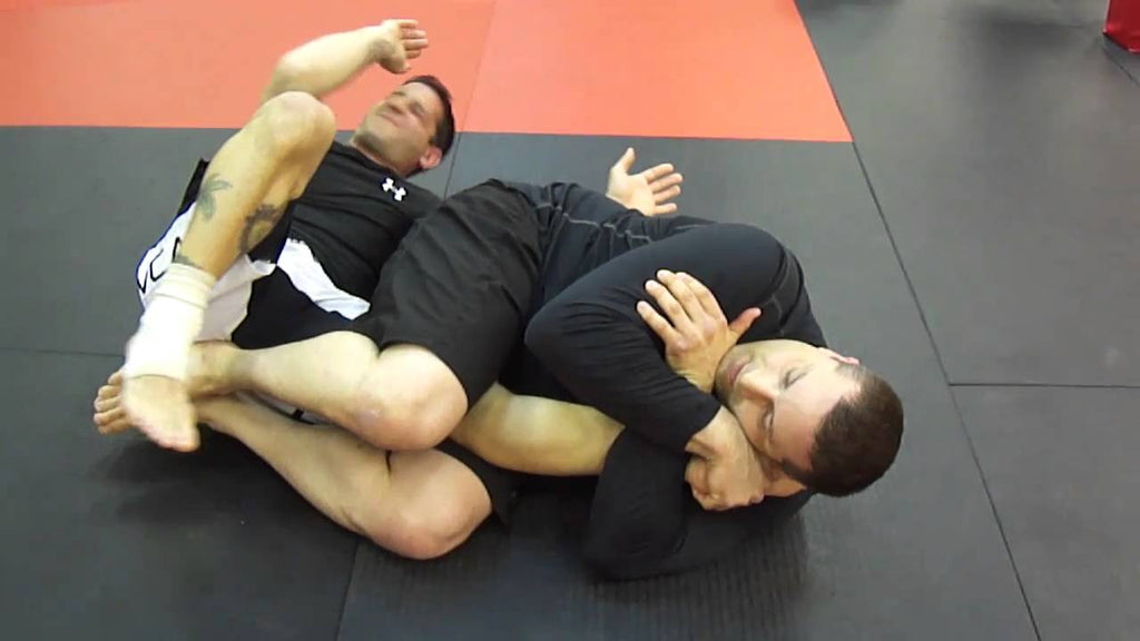 Three Steps to Defending Leg Locks