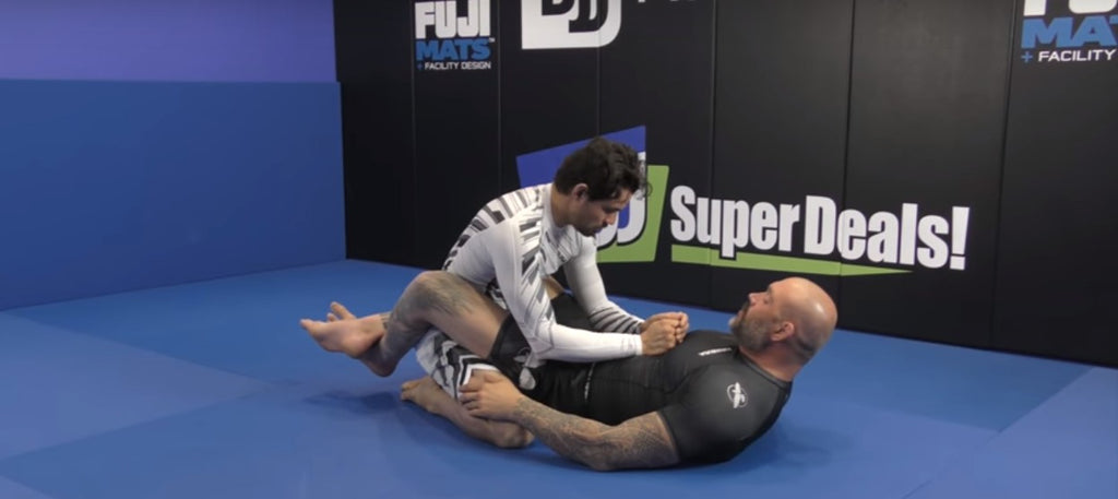Insights from Catch Wrestling for the Closed Guard