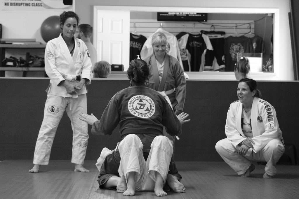 Why Women Should Train BJJ