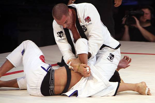 The Kimura, a Submission or Position?
