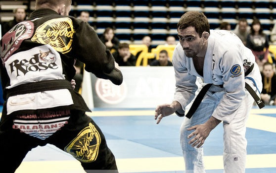 Lucas Leite, Master of the Half Guard