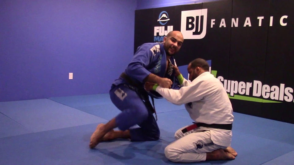 Bernardo Faria Z Guard Breakdown
