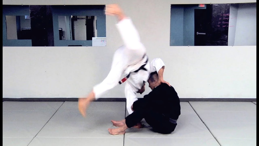 Guard Passing, Where to Start?