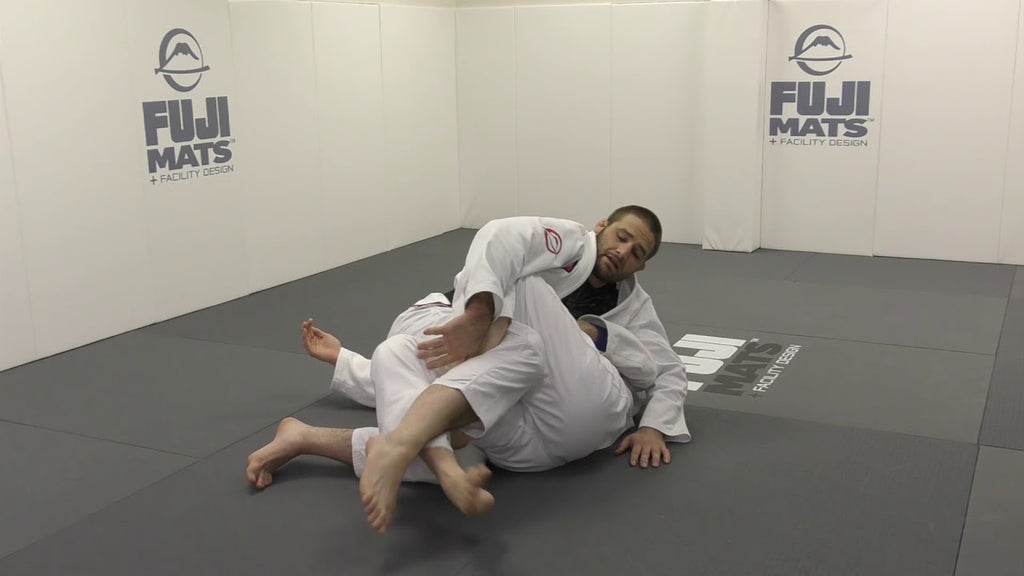 Magic Half Guard Passing from Travis Stevens