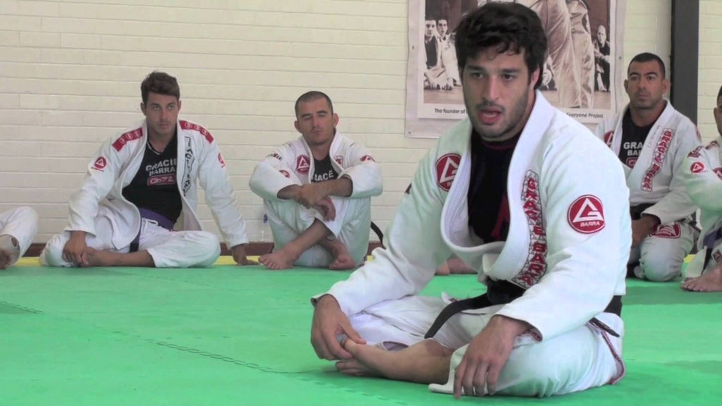 Gregor Gracie Shows BJJ Is More Than A Sport