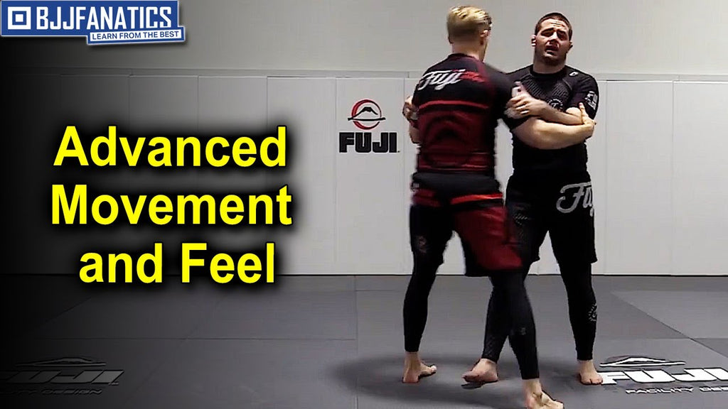 Master This Slick Foot Sweep with Travis Stevens