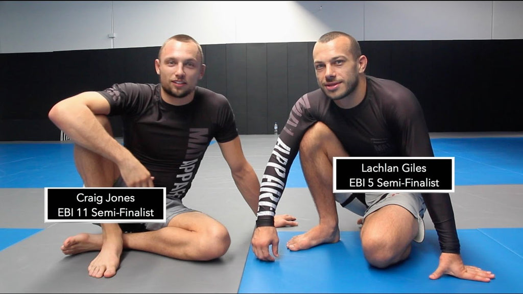 Tricky Heel Hook Set-Up With Craig Jones
