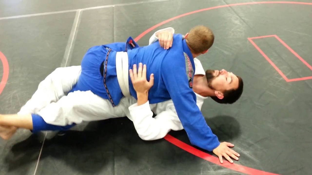 Learn the Lockdown Sweep with Joel Bouhey