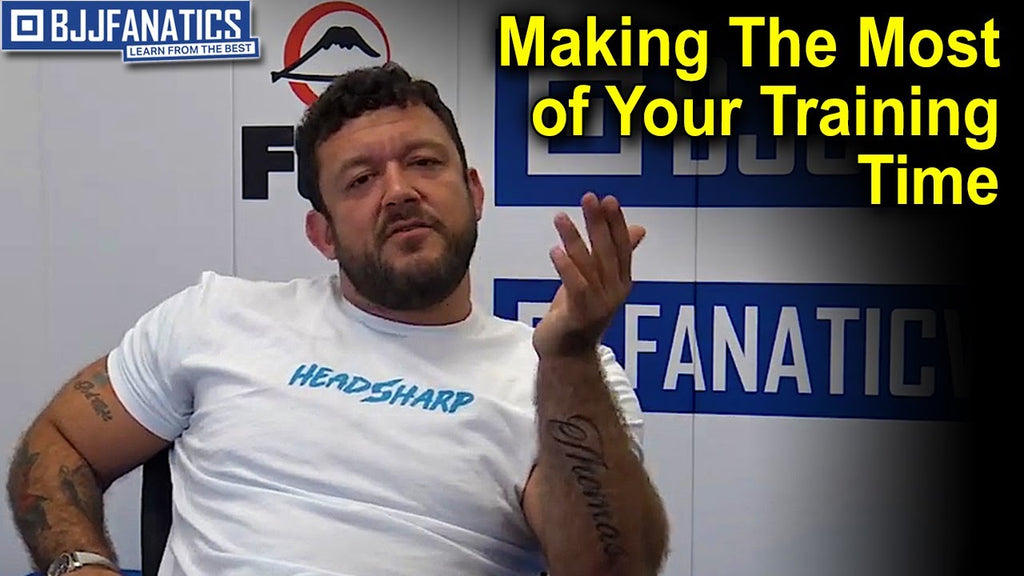 Squeezing the Most Out of BJJ Training Time with Tom DeBlass