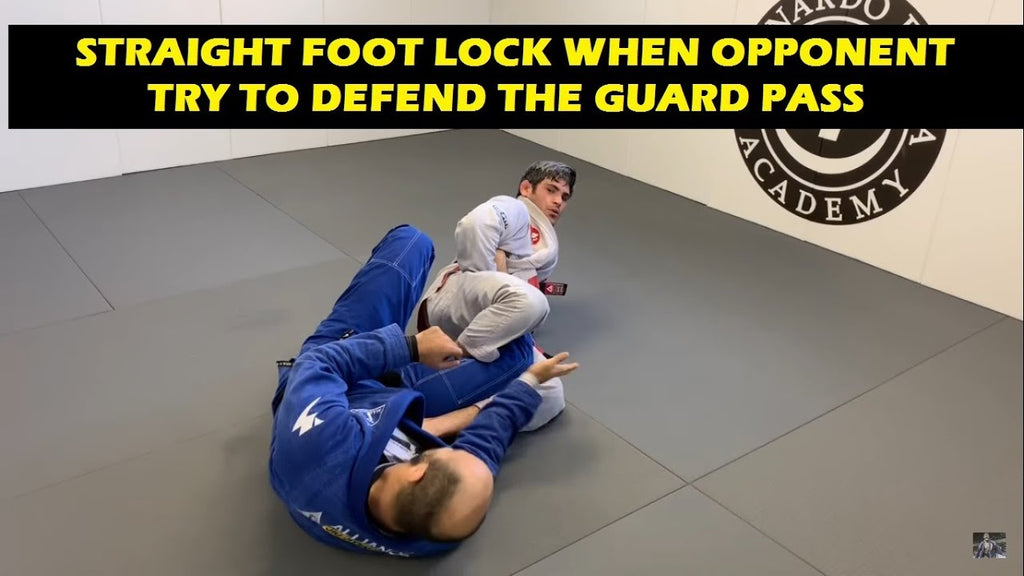 What to Do If Your Opponent is Stopping Your Guard Pass
