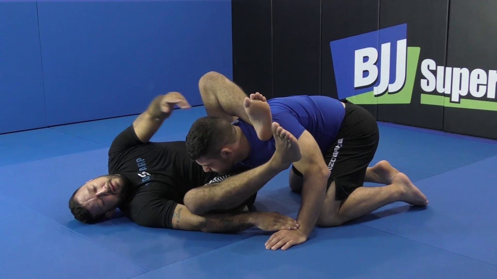 The Omoplata: A Positional System