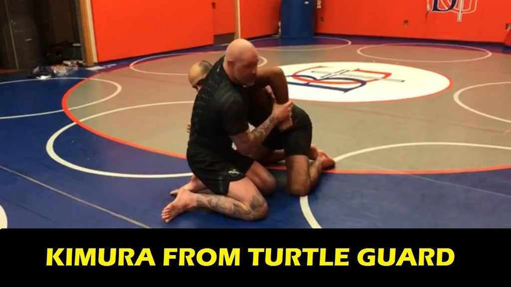 Add Some Offense to Your Turtle with a Slick Kimura from Neil Melanson