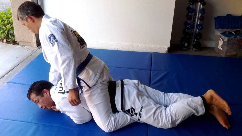Is This the Worst Position in BJJ?